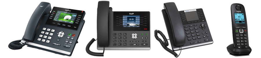 VoIP Handsets
